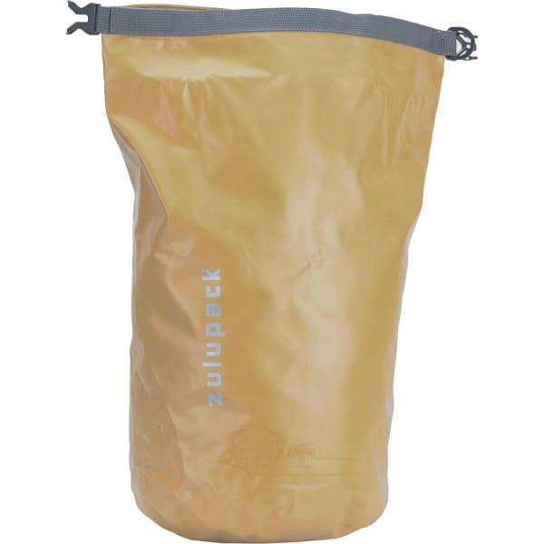 zulupack Tube - Packsack yellow - Bild 16