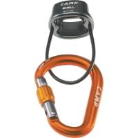 Camp Shell Belay Kit mit Core Lock Karabiner