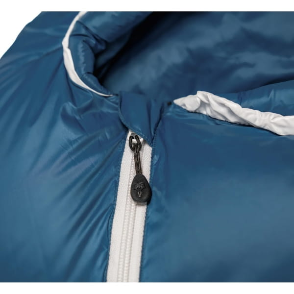 Grüezi Bag Biopod DownWool Ice Women - Daunen- & Wollschlafsack ice blue - Bild 9