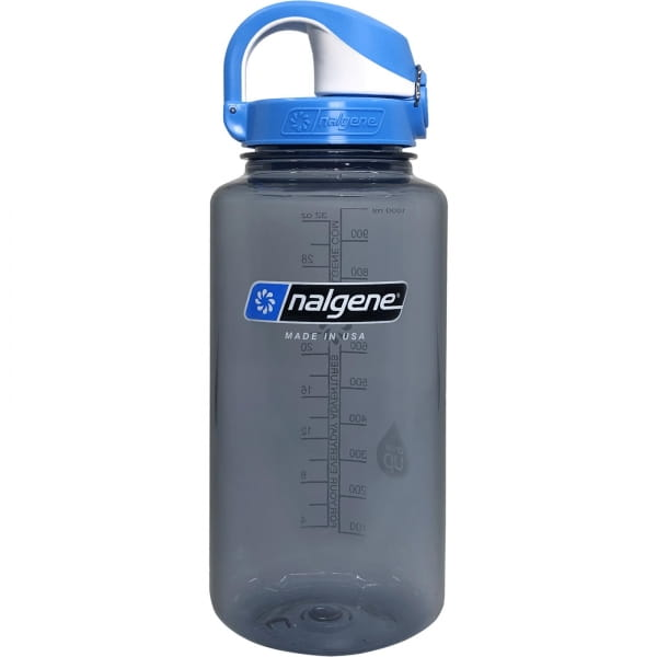 Nalgene Everyday OTF 1 Liter Trinkflasche grau - Bild 2