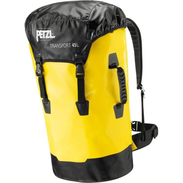 Petzl Transport - Rucksack gelb-grau-schwarz - Bild 1