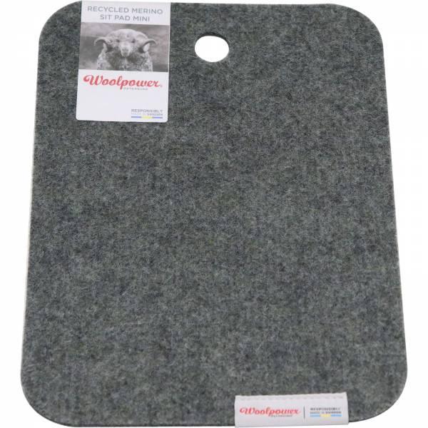 Woolpower Sit Pad Mini (Small) - Sitzkissen - Bild 1