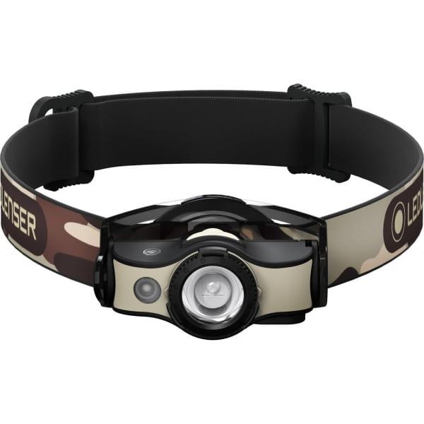 Ledlenser MH4 - Stirnlampe black-sand - Bild 7