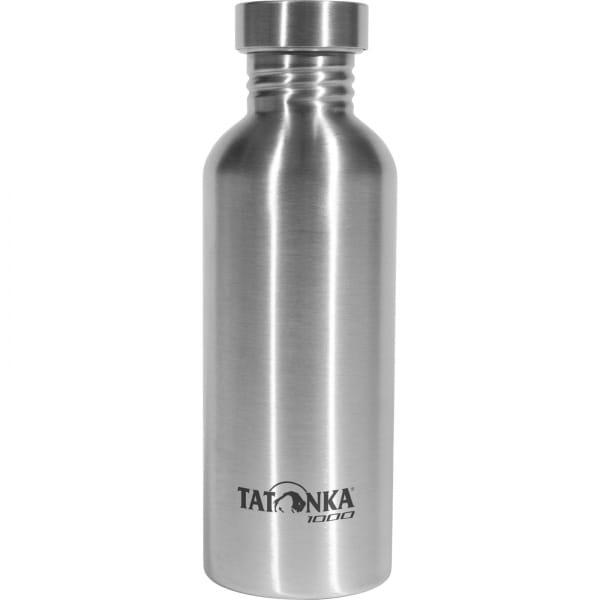 Tatonka Steel Bottle Premium 1 Liter - Trinkflasche - Bild 1
