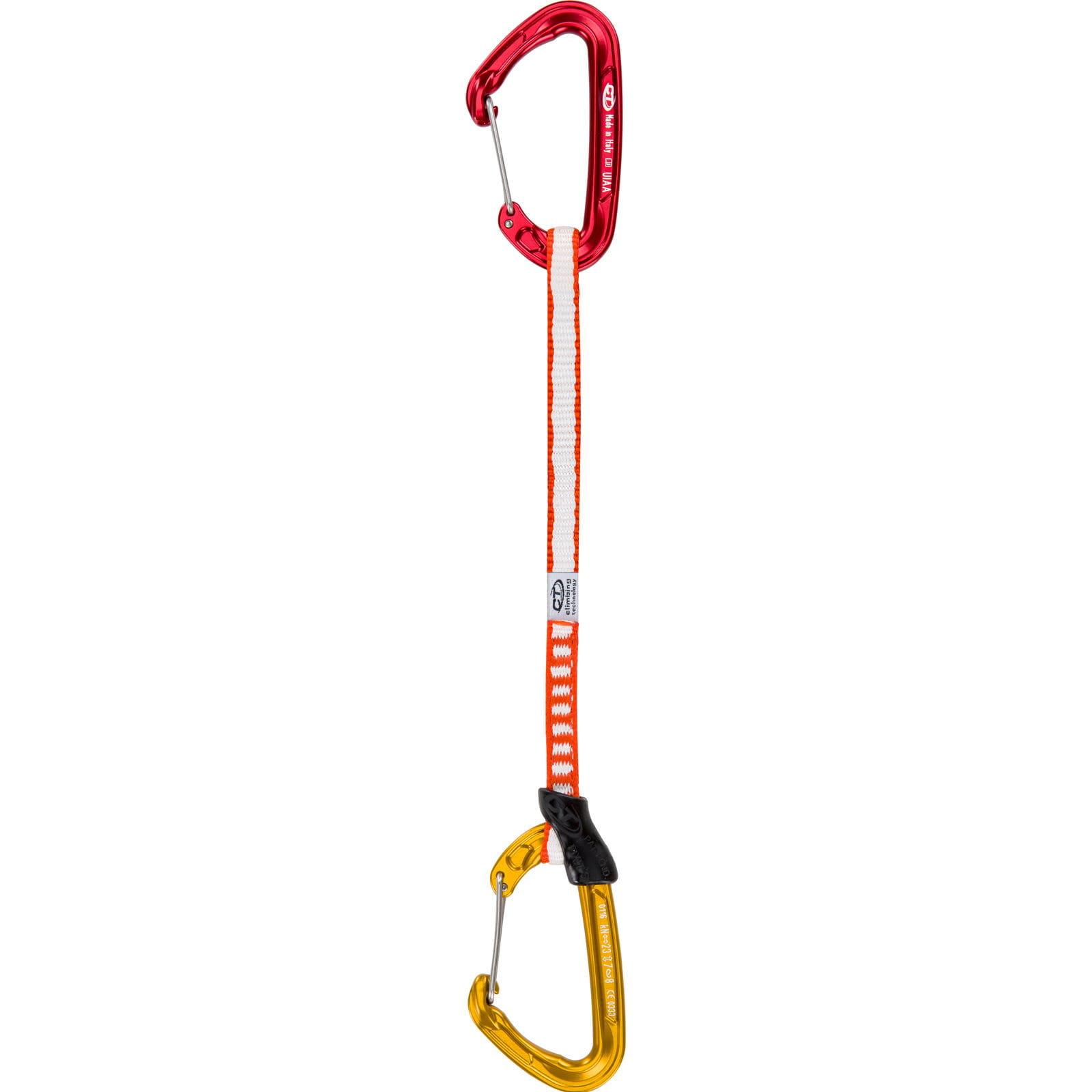 Climbing Technology Fly-Weight Evo Set DY 22 cm - Express-Set - Bild 1