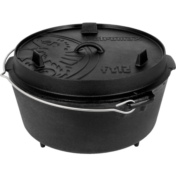 Petromax Feuertopf ft12 mit Füßen - Dutch Oven - Bild 2