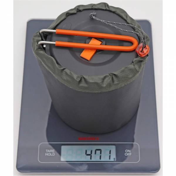 GSI Halulite Microdualist - Alukochset - Bild 2