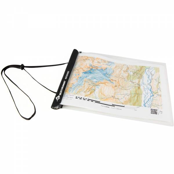 Sea to Summit Waterproof Map Case Large - Kartenschutzhülle - Bild 3
