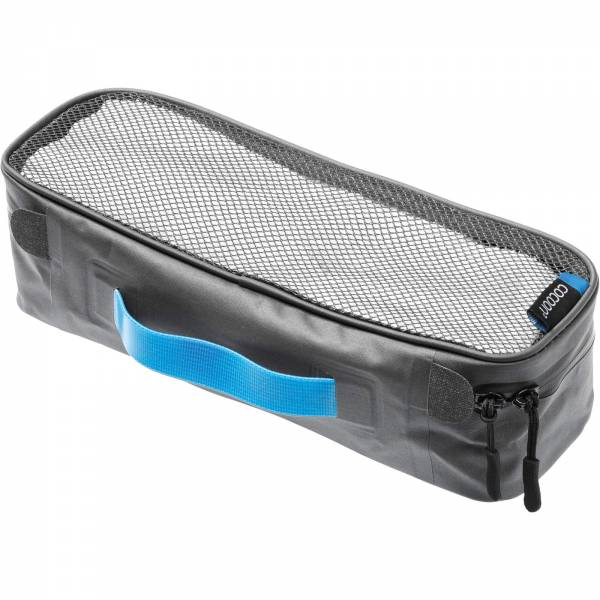 COCOON Packing Cube with Open Net Top S - Packtasche grey-blue - Bild 4