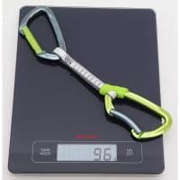 Vorschau: Climbing Technology Lime Set DY 12 cm Eloxiert - Express-Set - Bild 2