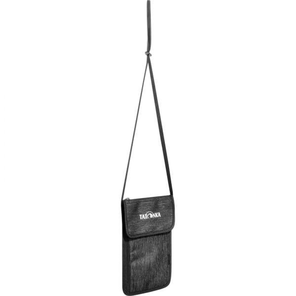 Tatonka Neck Wallet - Brustbeutel off black - Bild 5
