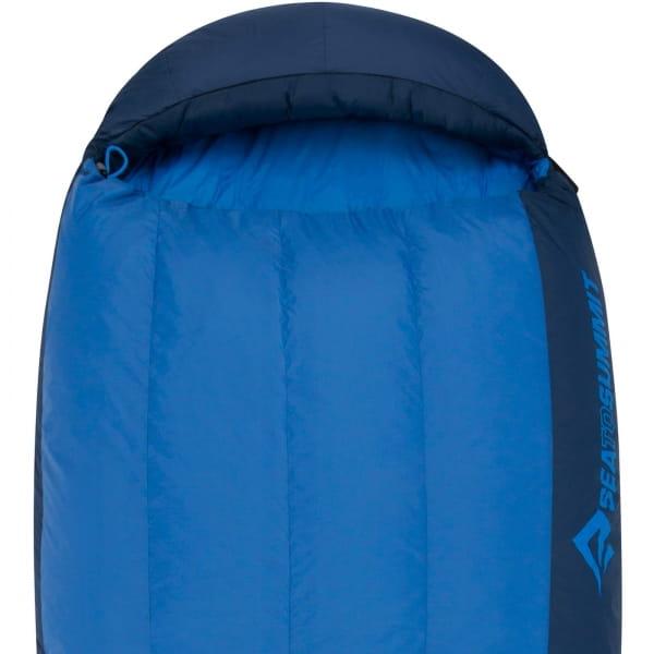 Sea to Summit Trek TkI - Schlafsack bright blue-denim - Bild 10
