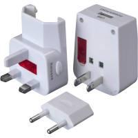 Vorschau: Basic Nature Universal USB Steckeradapter - Bild 1