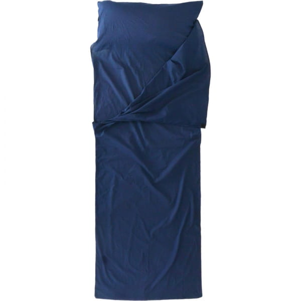 Origin Outdoors Sleeping Liner Poly-Baumwolle - Deckenform royalblau - Bild 2