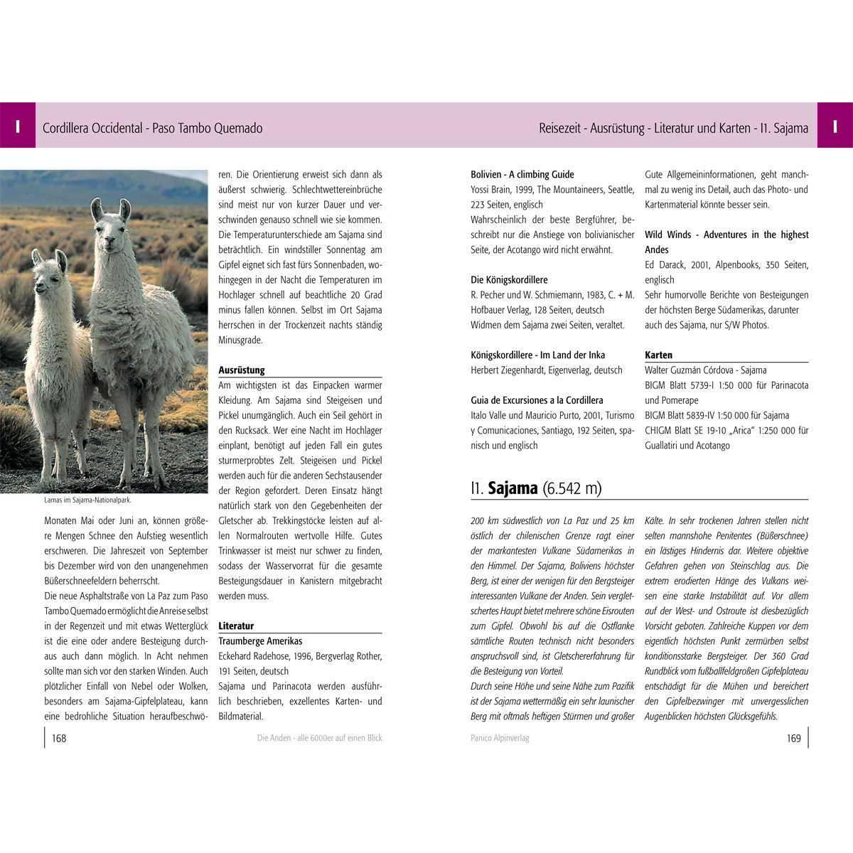 Panico Verlag Anden - Bergführer - Bild 6