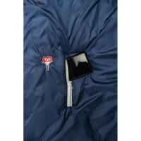 Vorschau: Grüezi Bag Biopod Wolle Murmeltier Comfort XXL - Deckenschlafsack night blue - Bild 11