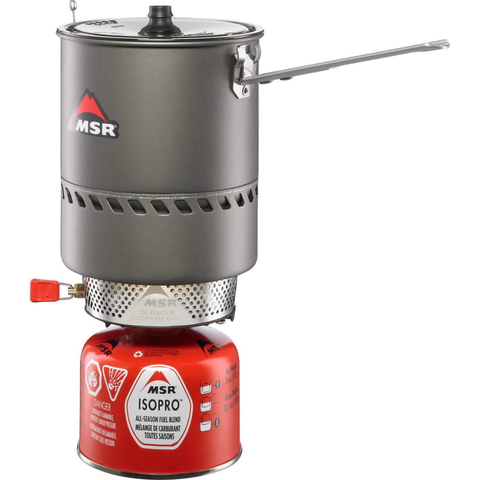 MSR Reactor® 1.7L Stove System - Kochersystem - Bild 1