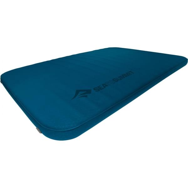 Sea to Summit Comfort Deluxe S.I. Double - Isomatte byron blue - Bild 1