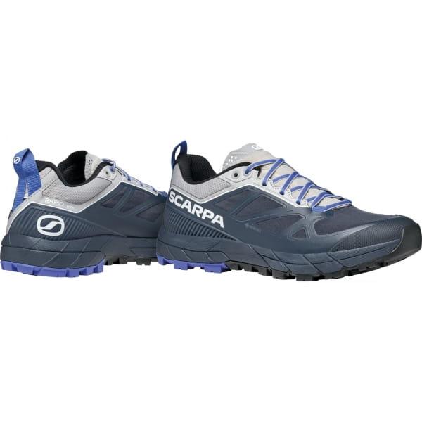Scarpa Rapid GTX Woman - Zustieg-Schuhe ombre blue-violet blue - Bild 1