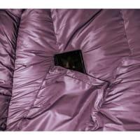 Vorschau: Grüezi Bag Biopod DownWool Subzero Women - Daunen- & Wollschlafsack berry - Bild 8