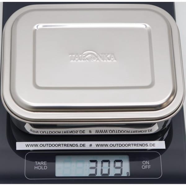 Tatonka Lunch Box III 1000 ml - Edelstahl-Proviantdose stainless - Bild 2