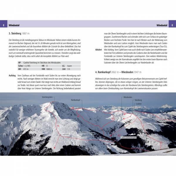 Panico Verlag Kitzbühler Alpen - Skitourenführer - Bild 5