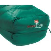 Vorschau: Grüezi Bag Biopod DownWool Subzero - Daunen- & Wollschlafsack pine green - Bild 27