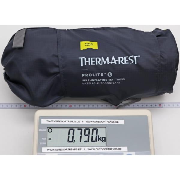 Therm-a-Rest ProLite™ - Isomatte poppy - Bild 5