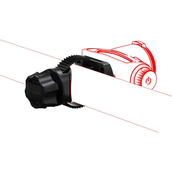 Ledlenser Universal Mounting Bracket Type E - Lampenhalterung - Bild 3