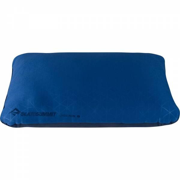 Sea to Summit Foam Core Pillow Large - Kopfkissen navy blue - Bild 5
