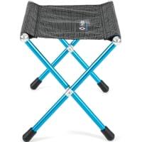 Vorschau: Helinox Speed Stool M - Falthocker black-blue - Bild 2