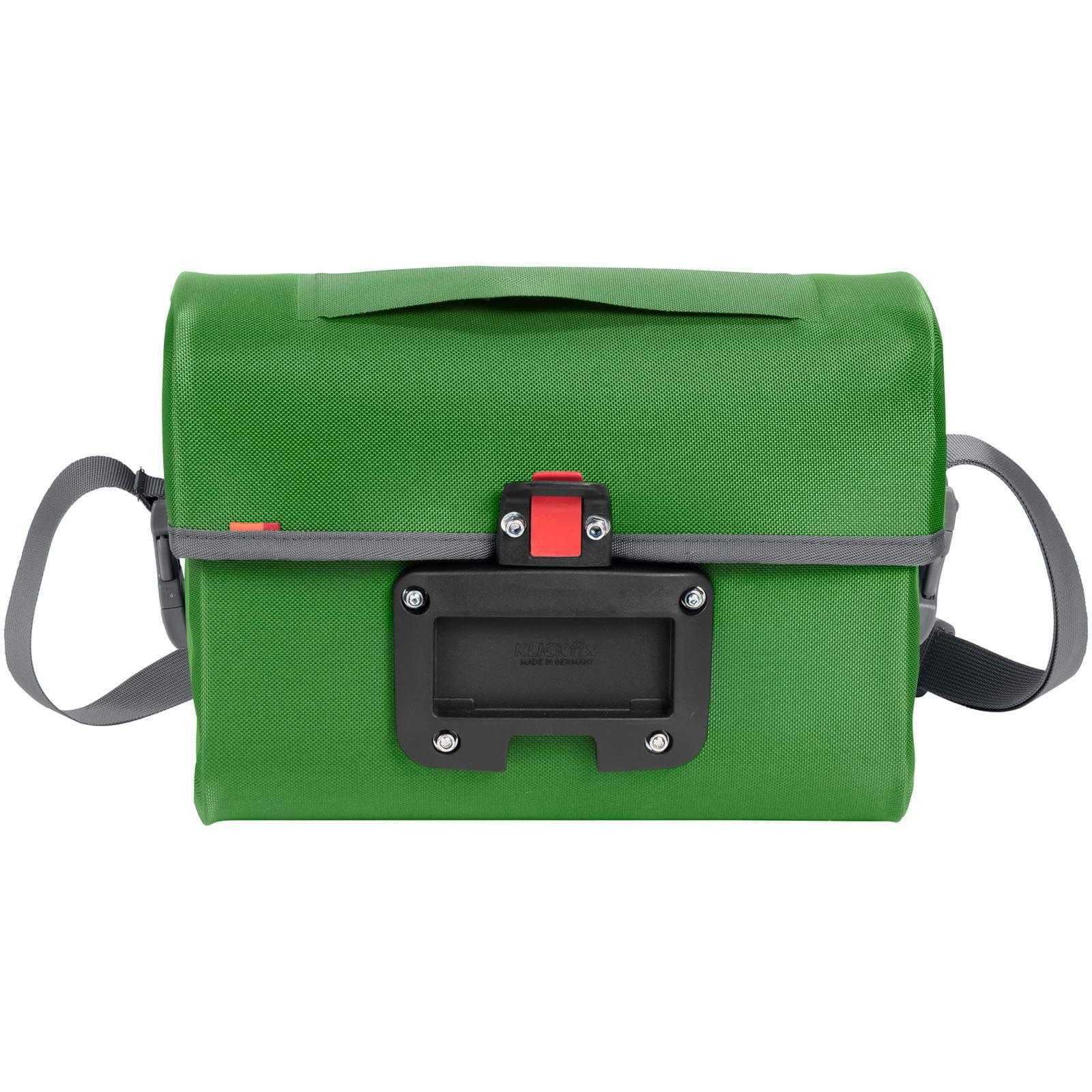 VAUDE Aqua Box - Lenker-Tasche parrot green - Bild 4