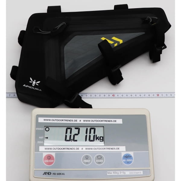 Apidura Backcountry Full Frame Pack 2.5 L - Rahmentasche - Bild 2
