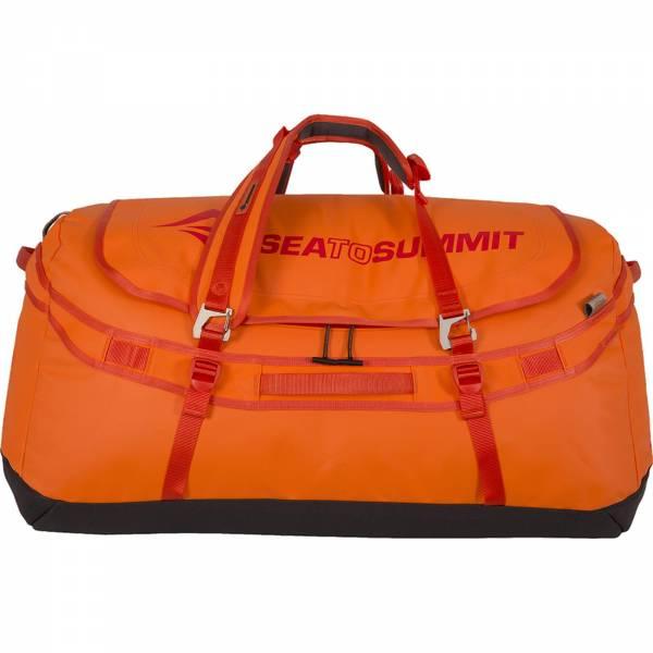 Sea to Summit Duffle 90 - große Reisetasche orange - Bild 11