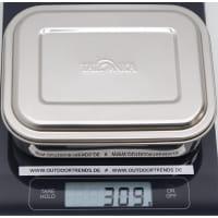 Vorschau: Tatonka Lunch Box III 1000 ml - Edelstahl-Proviantdose stainless - Bild 2