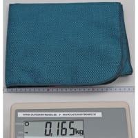 Vorschau: VAUDE Comfort Towel III M - Funktionshandtuch blue sapphire - Bild 2