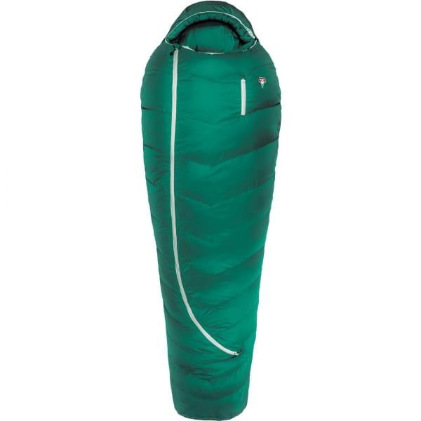 Grüezi Bag Biopod DownWool Subzero - Daunen- & Wollschlafsack pine green - Bild 16