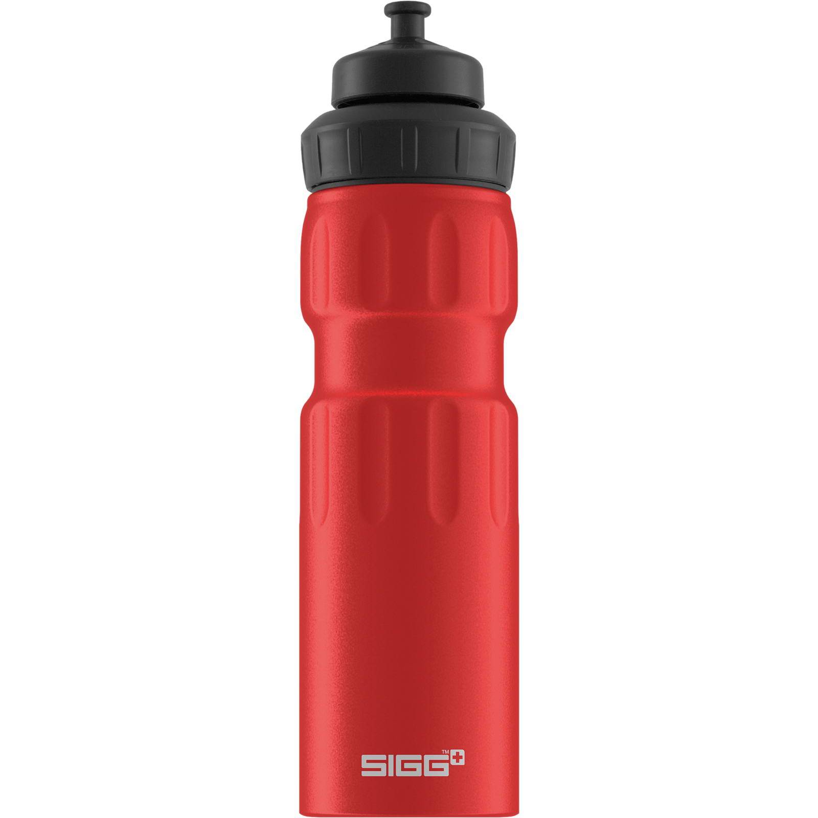 Sigg WMB Sport Touch 0.75L - Alutrinkflasche red - Bild 3