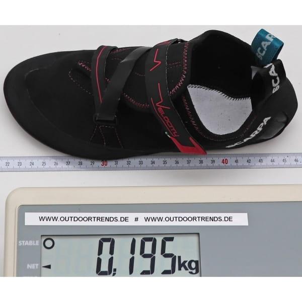 Scarpa Velocity Wmn - Kletterschuhe black-raspberry - Bild 2