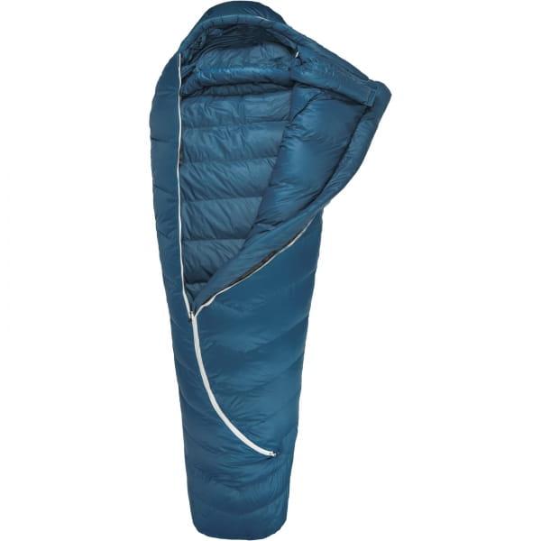 Grüezi Bag Biopod DownWool Ice Women - Daunen- & Wollschlafsack ice blue - Bild 4