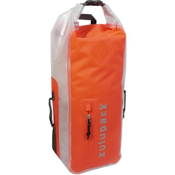 zulupack Backpack 25 - wasserdichter Daypack fluo orange - Bild 9