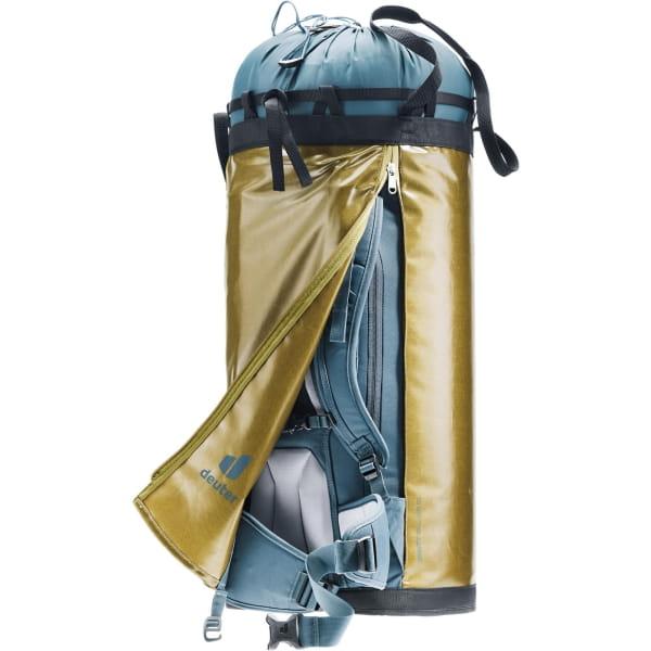 deuter Gravity Wall Bag 50 - Bigwall-Rucksack clay-arctic - Bild 6