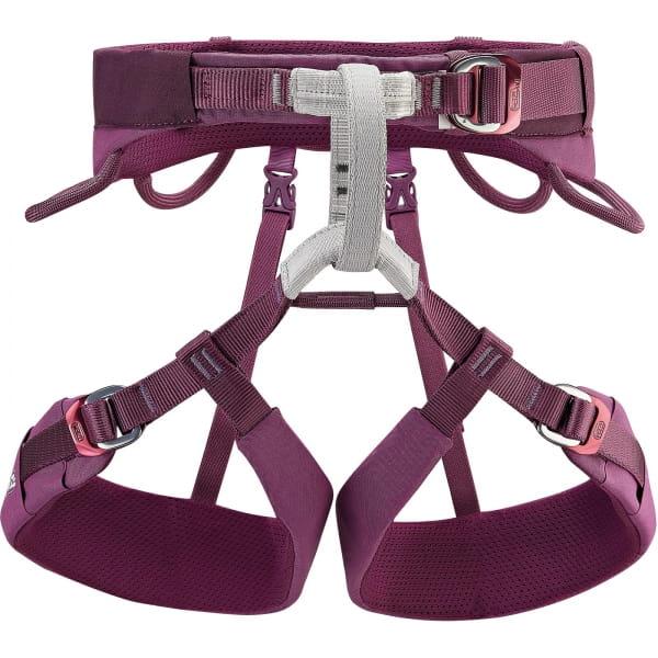 Petzl Luna - Damen-Sportklettergurt violett - Bild 1
