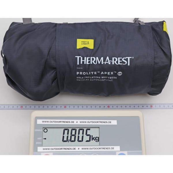 Therm-a-Rest ProLite Apex - Isomatte heat wave - Bild 4