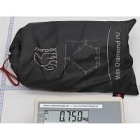 Vorschau: Nordisk Voss Diamond PU 6 m² - Tarp dark olive - Bild 2