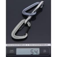 Vorschau: Black Diamond MiniWire Quickdraw - Express-Set 12 cm - Bild 2