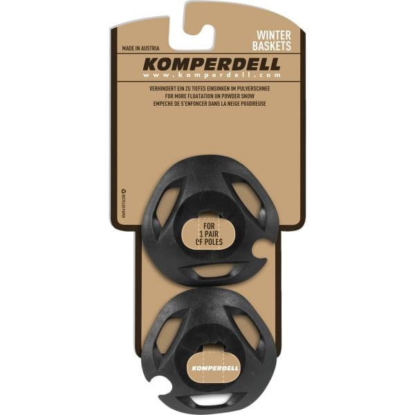 Komperdell Standard Mini UL Basket - Stockteller schwarz - Bild 1