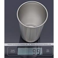 Vorschau: klean kanteen Pint 16oz - 473 ml Edelstahl-Becher - Bild 3