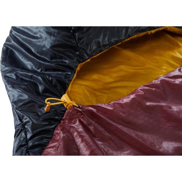 Nordisk Oscar +10° Curve - Sommerschlafsack rio red-mustard yellow-black - Bild 9