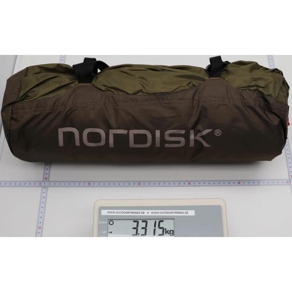 Nordisk Halland 2 PU  - 2-Personen-Tunnelzelt dark olive - Bild 3